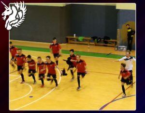 Giovanissimi Virtus, bella prova nel trevigiano: 6-1 allo Sporting Caerano