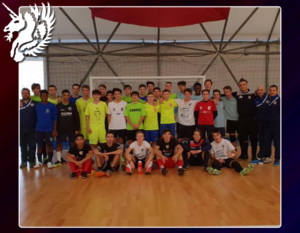 Rappresentative, nove blu-amaranto in campo nei raduni Under 17 e Under 15!