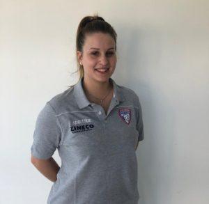 Ecco la nuova preparatrice motoria: benvenuta Elena Frizzo!