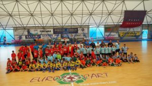 Al Futsal Cornedo il 1° Trofeo della Corniola: mattinata di grande sport e divertimento al Paladegasperi